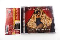 SLESHA DIXON THE ALESHA SHOW VICP 64649 JAPAN CD OBI A226