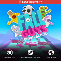 FALL GUYS: Ultimate Knockout Steam / REGION FREE