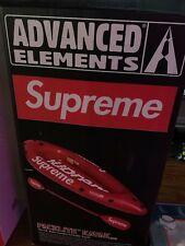 New listing Supreme x Advanced Elements Inflatable Raft