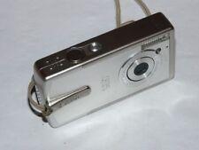 Canon IXUS i / PowerShot DIGITALE ELPH SD10 4.0mp fotocamera digitale - Argento