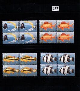 /// 4X GRENADA - MNH - NATURE - FISH - MARINE LIFE