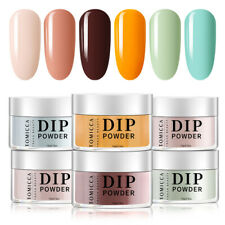Dip Powder Nail Set Dipping Powder 6 Colors 14g/0.5oz for French Nail Manicure