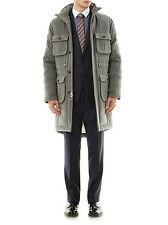 Black Fleece Brooks Brothers Thom Browne Men Cashmere Down Celebrity Jacket Coat