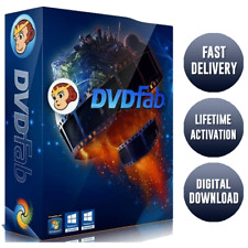 DVDFab 11✔️DVD/Blu-ray/4K Ultra HD✔️OFFICIAL VERSION BLUE RAY🔐 LIFETIME