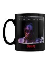 More details for slipknot mug we are not your kind coffee mug black