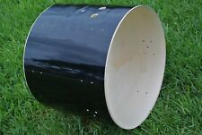 """PEARL EXPORT EX 22"""" BLACK BASS DRUM SHELL for YOUR SET! LOT #M193"""