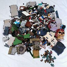 Mega Bloks Lot 15 Pounds Pirates Of The Caribbean Bricks Huge Pieces Minifigure