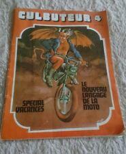 "ANCIENNE REVUE MOTO "" CULBUTEUR "" N° 4  ANNEE 1972 *"