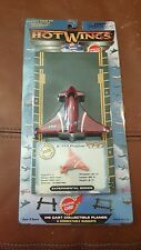 2006 - X-114 Pusher - Hot Wings Diecast Collectable Planes - Experimental Series