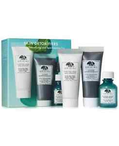 2021 Brand New/Inbox Origins 3-Pc. Skin Detoxifiers Set