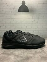 Nike Men's Downshifter 7 Running Shoes Black Athletic 852460-001 Size 13