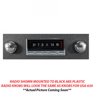 1964 1965 Ford Falcon USA 740 Radio AM/FM BLUETOOTH USB MP3 AUX Ipod