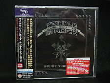 MICHAEL SCHENKER'S TEMPLE OF ROCK Spirit On A Mission + 1 Japan CD MSG Scorpions