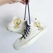 Looney Tunes Tweety Bird High Top Shoes