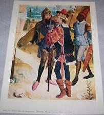 SOLDIERS FROM THE CRUCIFIXION MARMION Fine Art PRINT