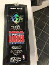 1993-94 Upper Deck Basketball Series 2 Locker Box SEALED 4 PACKS MICHAEL JORDAN