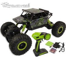 Amewi rock Crawler Conqueror Rally Car 1:18/4wd/rtr/2.4 GHz batería + 3aa verde