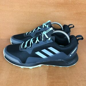 Adidas Terrex CMTK Trail Hiking Running Shoe Womens Size 10 Black Mint Green NEW