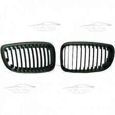 FRONT GRILLS BLACK FOR BMW E81 E87 08-11 SERIES 1 SPOILER BODY KIT NEW