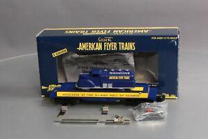 American Flyer 6-49049 S Scale American Flyer Commemorative Unloading Car NIB