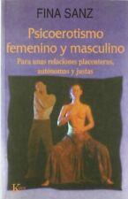 Psicoerotismo Femenino Y Masculino (Autoayuda)