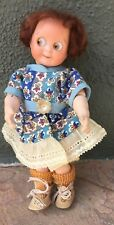 Kestner 221 Jointed Googly Reproduction Doll 8""