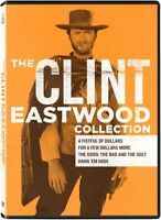 The Clint Eastwood Collection [New DVD] Boxed Set, Repackaged