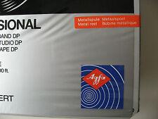 1x AGFA Tonband PEM268 LN HiFi, Professional 18cm Alu-Spule NEU in OVP, für Akai