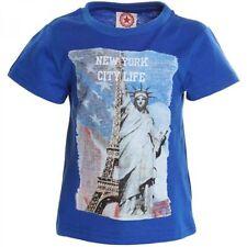 Markenlose Größe 128 Jungen-T-Shirts & -Polos aus 100% Baumwolle