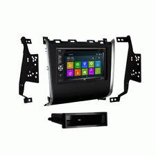 DVD GPS Navigation Multimedia Radio and Dash Kit for Nissan Pathfinder 2016