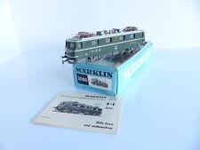 MARKLIN 3050 LOCOMOTIVE ELECTRIQUE Ae 6/6 DE LA SBB CFF