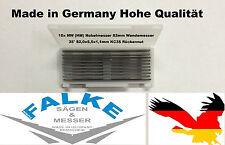 10x HW Hobelmesser 82mm Wendemesser BOSCH-AEG-ELU-Dewalt-Parkside Elektrohobel