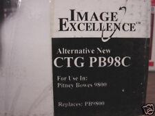 Brand New Toner Cartridge replaces Pitney Bowes PB9800