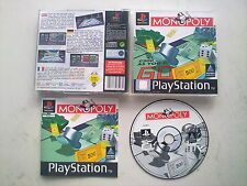 Monopoly (Sony PlayStation 1, 1997) - European Version