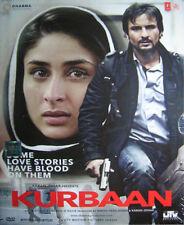 Kurbaan - Saif Ali Khan, Kareena Kapoor - Bollywood Movie DVD ALL/0