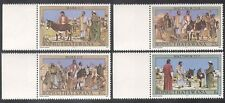 Bophuthatswana 1983 Easter/Donkey 4v set (n22614)