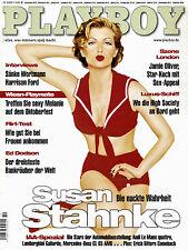 Playboy Oktober/10/2003   SUSAN STAHNKE & Melanie Eder