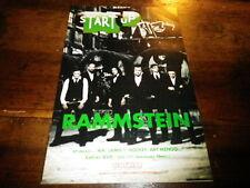 RAMMSTEIN - Magazine !!! START UP N°146 !!!
