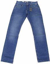 MAC Jeans SELECTED Herren Jeans Hose Men Denim Pants TAPERED W33 L34 Skyblue NEW