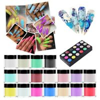 18 Colors Set Mia Secret Acrylic Powder Fabulous Nail Art Made in USA NEW