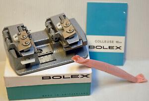COLLEUSE à colle  BOLEX - 16 m/m - QUASI NEUVE - COLLECTOR