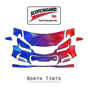Chevrolet SS Sedan 2016-2017 PreCut 3M Scotchgard Paint Protection Clear Bra Kit