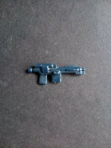 Dark Blue V1 Imperial Blaster Original Vintage Star Wars Weapon!