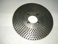 Double Sided Index Plate For Osterlein Dividing Head 1 12 Center 5 34 Od