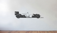 Mclaren Honda MP4/4 F1 1988 Wall art decal/sticker (large) Ayrton Senna Champion