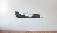 Mclaren Honda MP4/4 F1 1988 Wall art decal/sticker (large) Ayrton Senna Champion