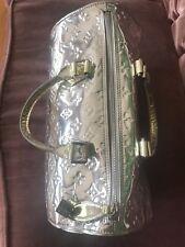 Authentic Louis Vuitton Silver Mirror Bag Speedy 30 Special Edition
