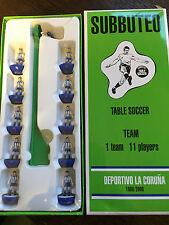 Subbuteo Leyendas / Leggenda Vintage Equipo-Deportivo La Coruna 1999/2000