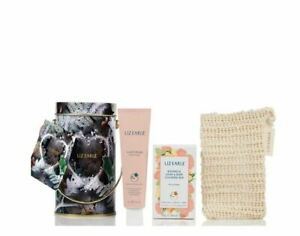 Rose and Ginger Botanical Handcare Ritual By Liz Earle Giftset Of Cream And Bar