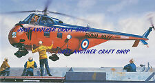 Roy Cross Airfix Westland Whirlwind Rescue Helicopter Print Poster Artwork